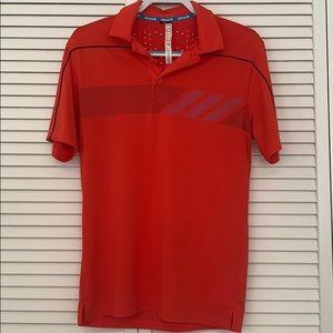 Adidas Men's Golf Shirt Climachill M